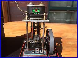 Steam Engine Doll Twin Cylinder Ships Engine