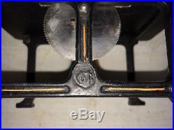 Steam Engine Driven Model Bench Saw Maerklin