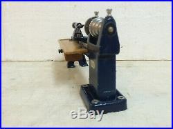 Steam Engine Driven Model EKT Timberlathe