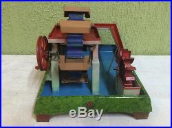 Steam Engine Driven Model Pumpstation Doll DC