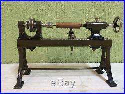 Steam Engine Driven Model Timberlathe Maerklin