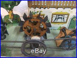Steam Engine Driven Model Wilhelm Kraus WK