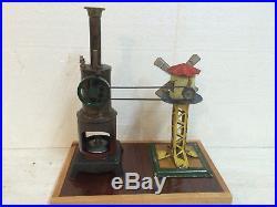 Steam Engine E Plank