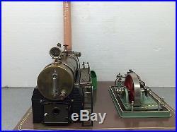 Steam Engine Fleischmann 130 / 2