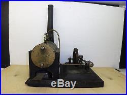 Steam Engine Horizontal