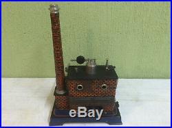 Steam Engine Horizontal Doll DC