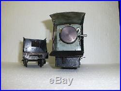 Steam Engine Locomotive Carette Gauge 1
