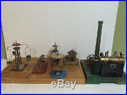 Steam Engine Maerklin 5 + Models