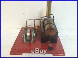 Steam Engine Mamod SE 3