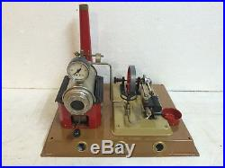 Steam Engine Merbelsrod D 1,5 Video