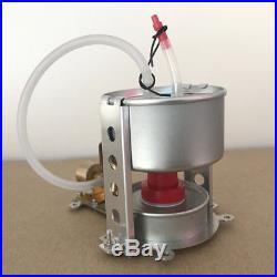 Steam Engine Model with Boiler DIY Marine Boat Car Model Power Generator Motor Toy