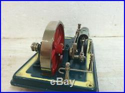 Steam Engine Motor Fleischmann