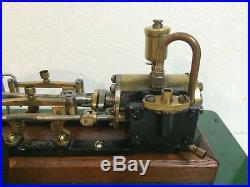 Steam Engine Motor Horizontal