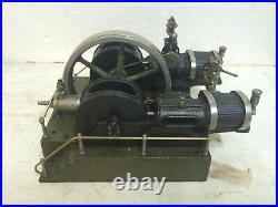 Steam Engine Motor Maerklin 4161 Twin Cylinder