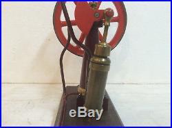 Steam Engine Motor Oscylating