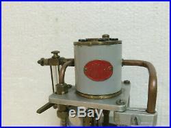 Steam Engine Motor Vertical