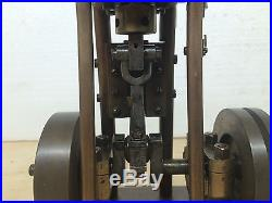 Steam Engine Motor Vertical + Dynamo