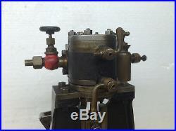 Steam Engine Motor Vertical Ships Engine