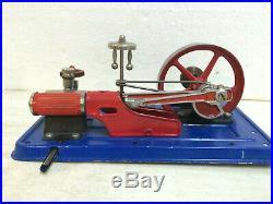 Steam Engine Motor Wilesco