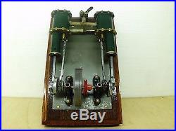 Steam Engine Motor only Twin Cylinder