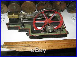 Steam Engine Piston Assembly Bing # 2 as you see it. Circa 1920's