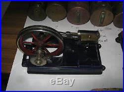 Steam Engine Piston Assembly Bing as you see it. Circa 1920's