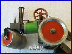 Steam Engine Road Roller Toy Made By Mamod