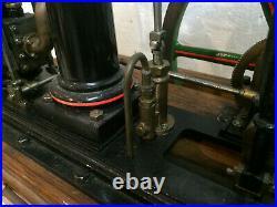 Steam Engine Stuart Beam
