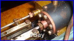 Steam Engine Stuart S50
