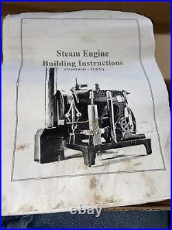 Steam Engine Toy Metal Base