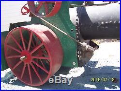 Steam Engine Tractor