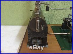 Steam Engine Twin cylinder