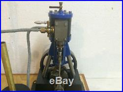 Steam Engine Vertical