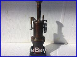 Steam Engine Vertical Ernst Plank