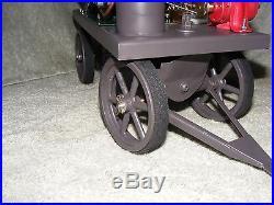 Steam Engine Wilesco D20 - Model on Wheels
