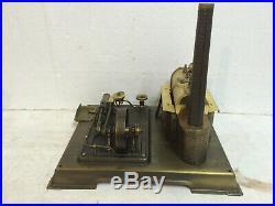 Steam Engine Wilesco D 16