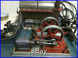 Steam Engine Wilesco D 32