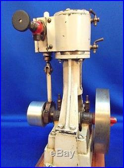 Steam engine Stuart number 4
