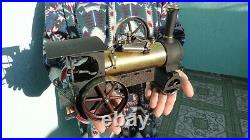 Steam engine Very rare old toy Bing Germany 1890 Years tractor Marklin