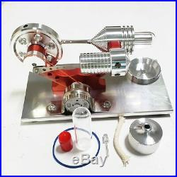 Stirling Engine Generator Engine Micro Engine Model Steam Engine Collectible Toy