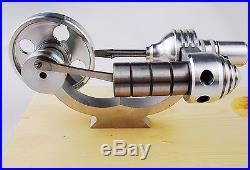 Stirling Engine Steam Engine Model Educational Toy Kits