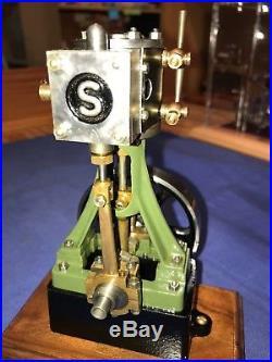 Stuart Models Vertical 10V steam engine