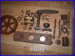 Stuart Turner Beam Engine Live Steam Engine Rough Castings Parts Kit Th on Vintage Steam Engine Drawings
