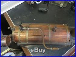 Stuart Vertical Marina Steam Engine No 504 U. S. A