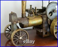 Stunning antique vintage locomotive live steam engine totally complete