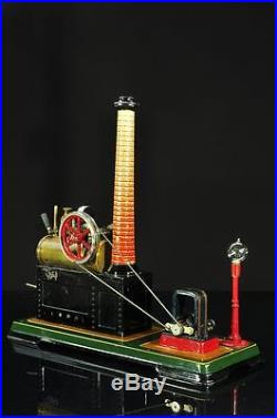 Superb Bing Steam Engine with Dynamo and Lamp approx 1925-30