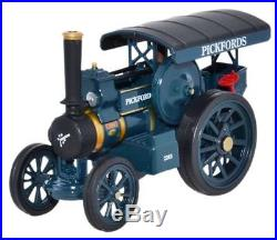 TITAN STEAM ENGINE FOWLER PICKFORDS Road Locomotive 1/76 00 Scale DieCast Oxford