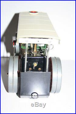 T. E. 1a Steam Engine Steam Tractor from Mamod Boxed + Description
