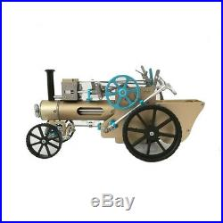 Teaching DM34 Steam Car Model Stirling Engine Full Metal Model Toy
