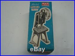 Toy steam engine tools Machine tools shop tools 8 NOS AHI Erector set